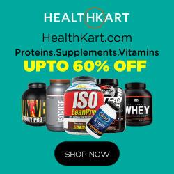 content marketing example of healthkart