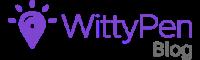 Wittypen blog logo