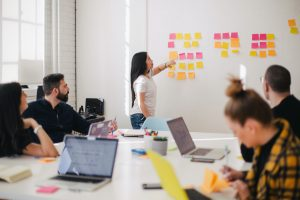 Brainstorming content ideas - one of the best content targeting tips